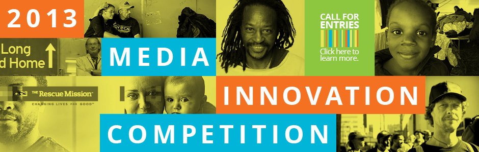 2013 Media Innovation Competition Banner
